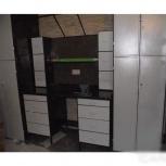 Металлическая мебель в комплекте (верстак, шкафы), Рязань