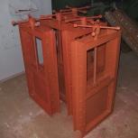 Затвор глубинный плоский скользящий ГС 80-150, Рязань