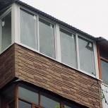 Окна, балконы, лоджии, Рязань