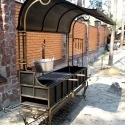 Мангал стационарный для кафе/ресторана, Рязань