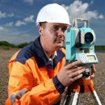 Видео-курс по геодезии. Работа с тахеометром, Рязань