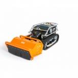 Профессиональные газонокосилки робот с ДУ для склонов AS MOTOR, Рязань