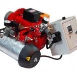 Горелка AL-4V (15-45 кВт) для котла на отработанном масле, Рязань