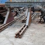 Упор тоннельный Р-65 ПП 5-286.01.000., Рязань