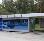 Изготовление остановок, торгово-остановочных комплексов, Рязань