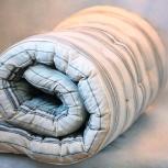 Комплект матрац, подушка одеяло от Ивановской фабрики, Рязань