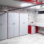 Мебель для гаража в комплекте (верстак, шкафы), Рязань