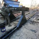 Железнодорожные тупиковые упоры, Рязань