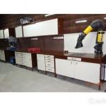 Комплект металлической мебели в гараж/мастерскую, Рязань