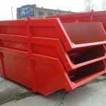 Контейнер для сбора твердых бытовых отходов (ТБО), Рязань