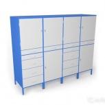 Шкаф металлический инструментальный ши 2222/4141, Рязань