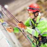 Промышленный альпинист рязань. Веб дизайн изготовим рекламный баннер., Рязань