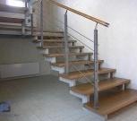 Лестница на ломаном косоуре, Рязань