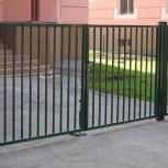 Ворота и калитки садовые, Рязань