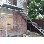 Изготовление металлических лестниц, Рязань